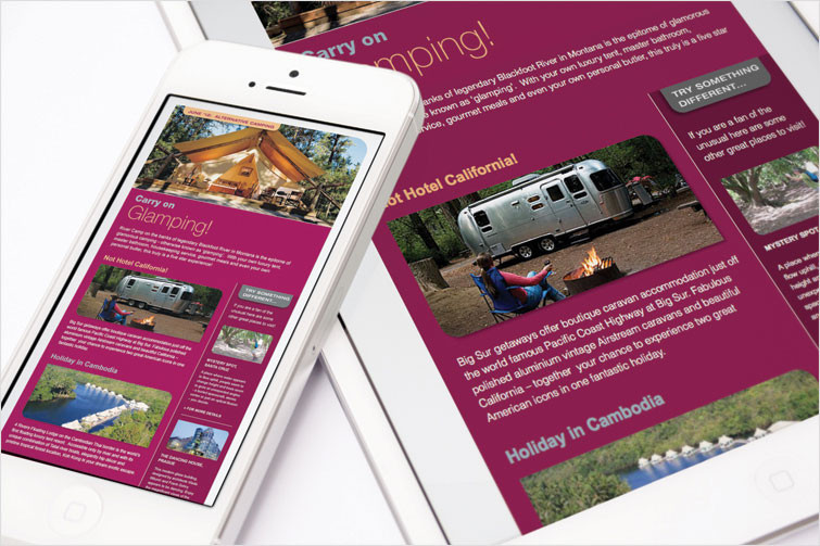 Protravel-Glamping-ipad-iphone
